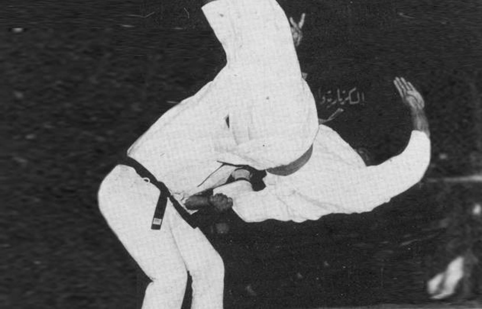 بطولة الجودو الثالثة بجامعة الكويت.. صورة أرشيفية