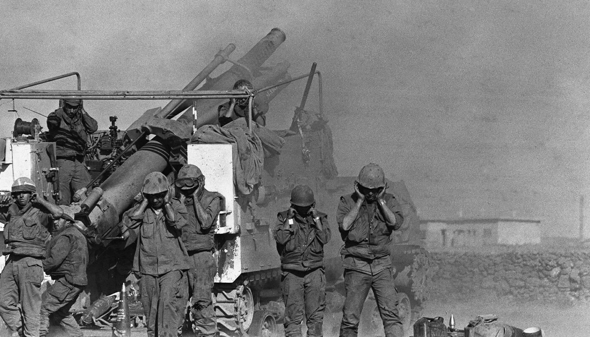 الحرب العربية الإسرائيلية.. صورة أرشيفية