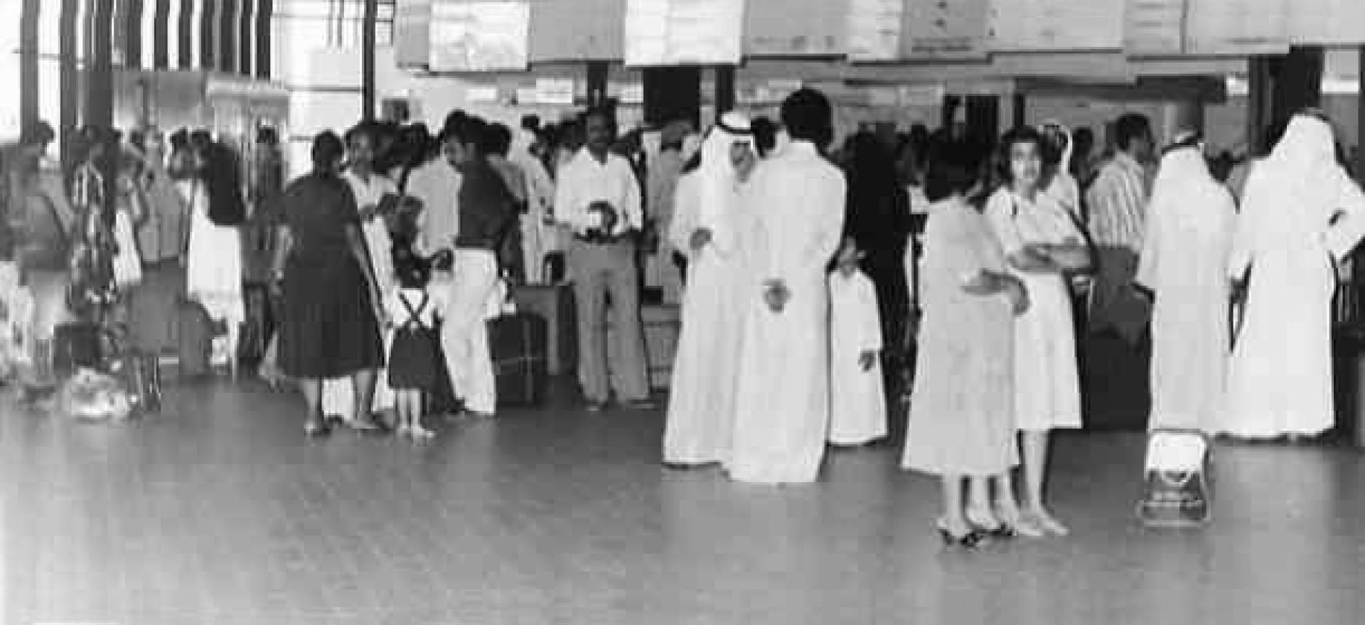 مطار الكويت.. صورة أرشيفية