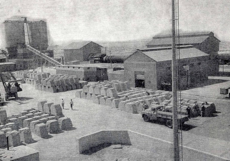 مصنع الطابوق الرملي بالكويت.. صورة أرشيفية