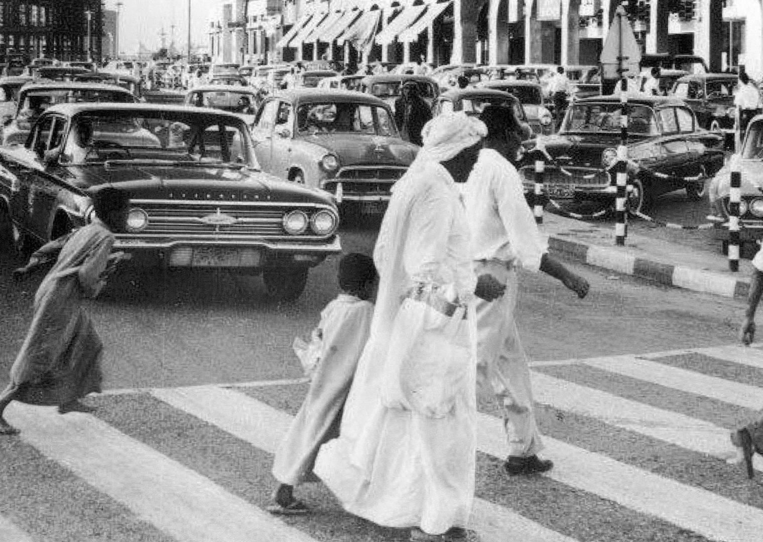 شوارع الكويت القديمة