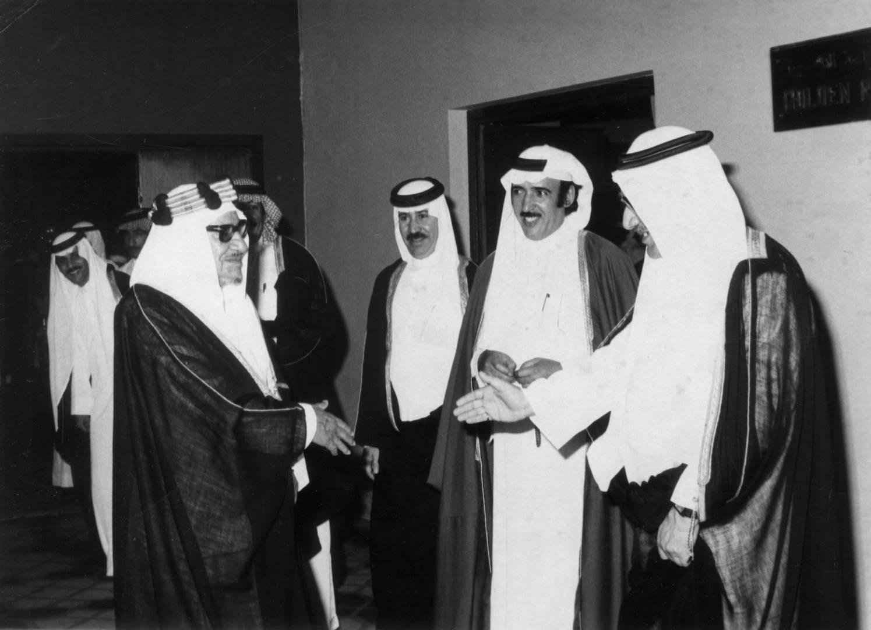 القائم بالأعمال السعودي يستقبل المستشار الخاص لسمو الأمير الشيخ عبدالله الجابر