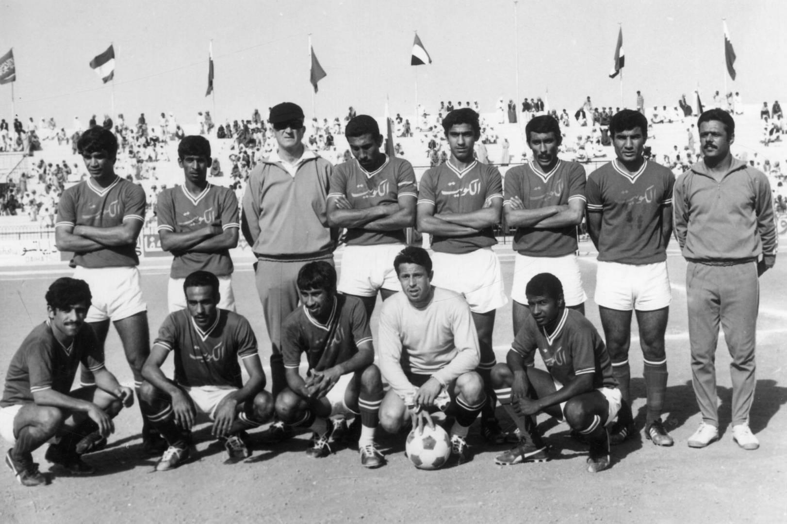 منتخب الكويت.. صورة أرشيفية