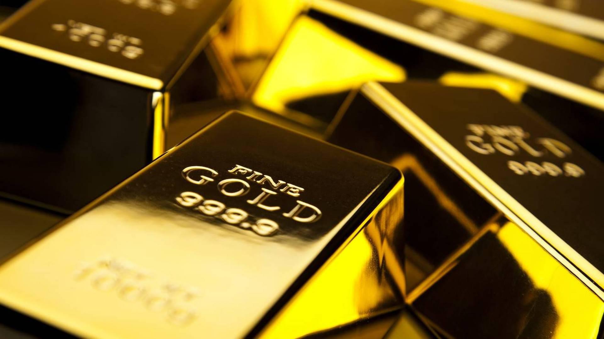أسعار الذهب تهبط بسبب التوترات ومحادثات التجارة