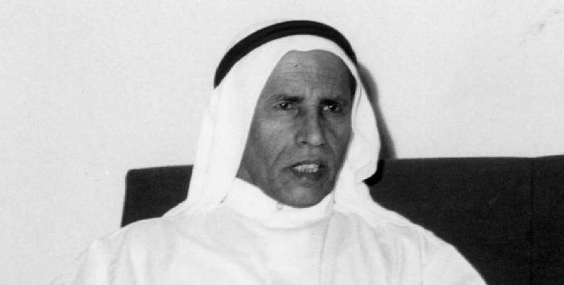 السيد صالح خالد الغنيم.. صورة أرشيفية