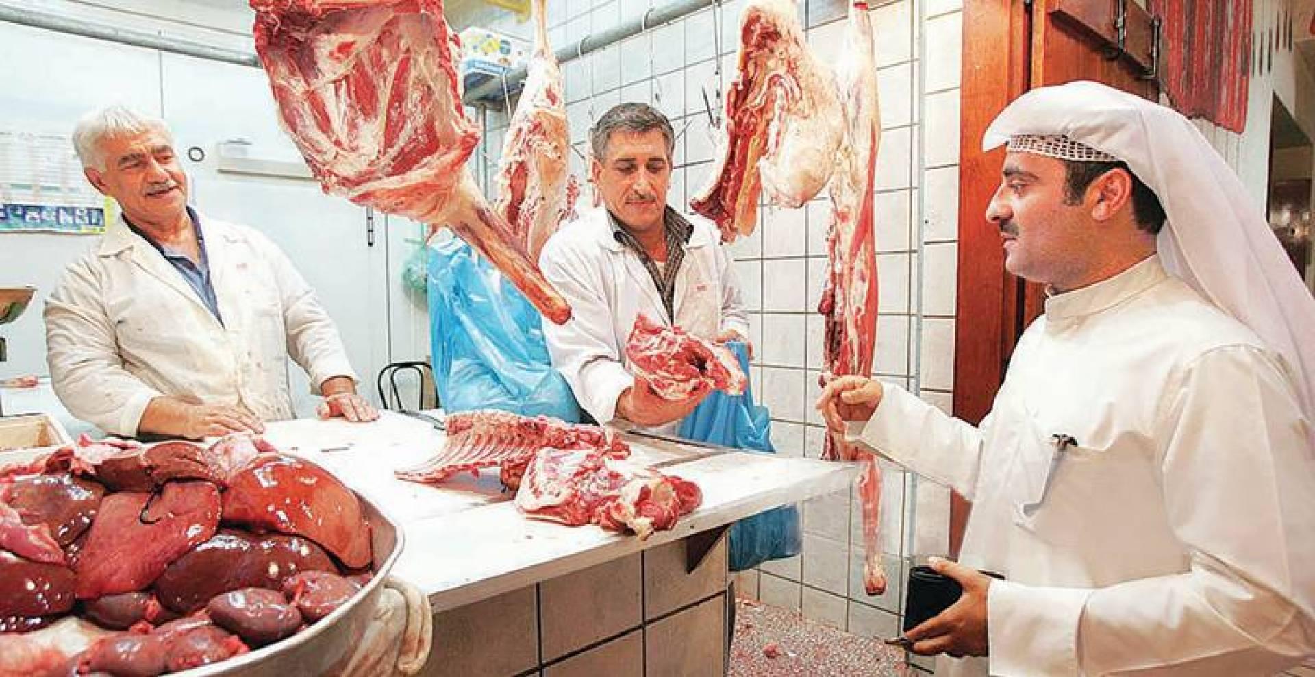 استهلاك اللحوم يتزايد