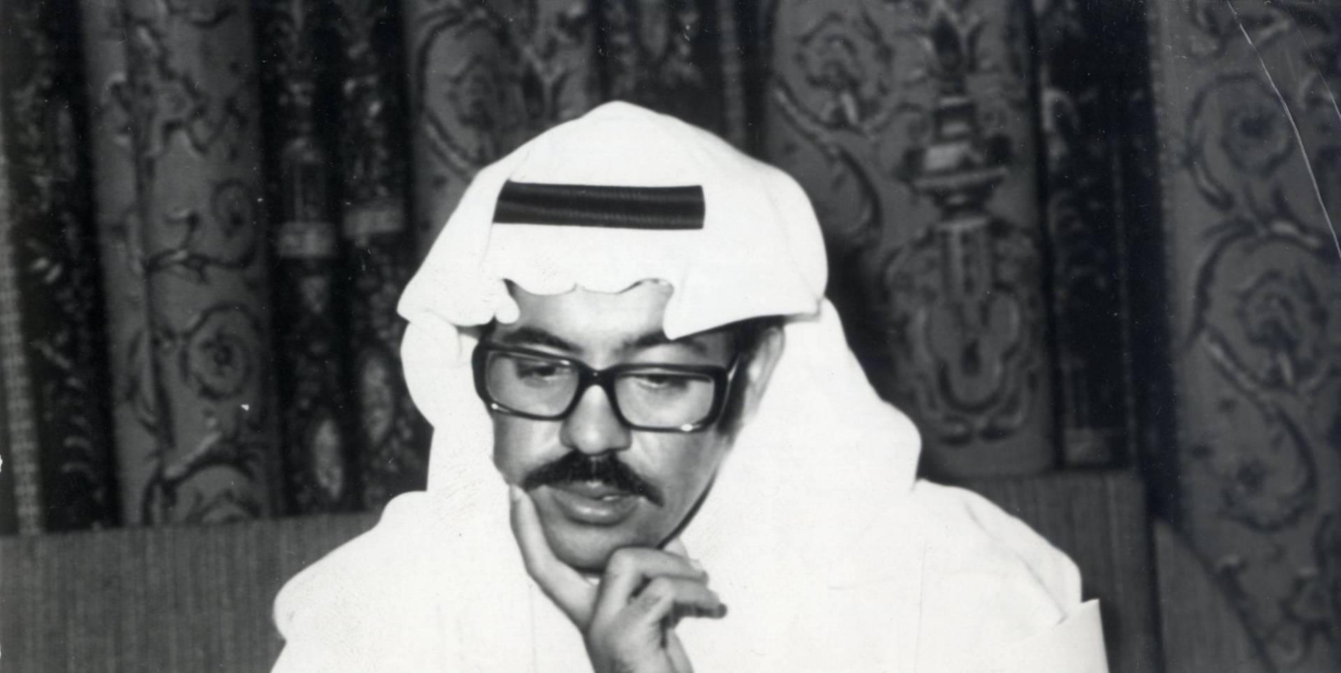 يوسف الشهاب.. صورة أرشيفية