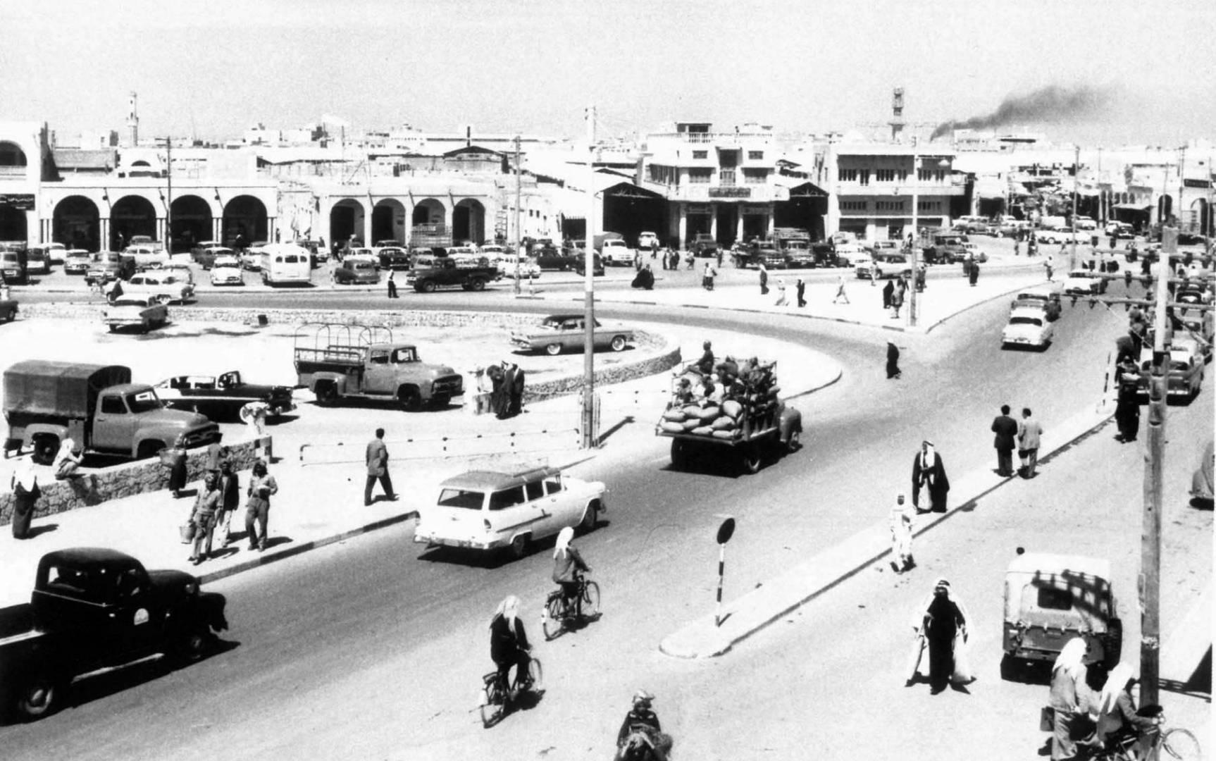 1980| المطبات الإجبارية بشوارع الكويت