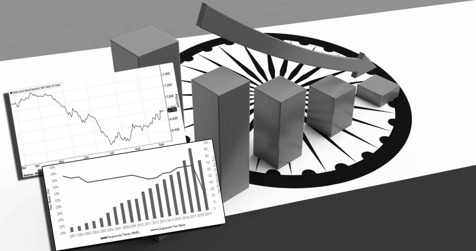 الركود المالي قادم إلى الهند.. والسندات تشهد تضخماً كبيراً