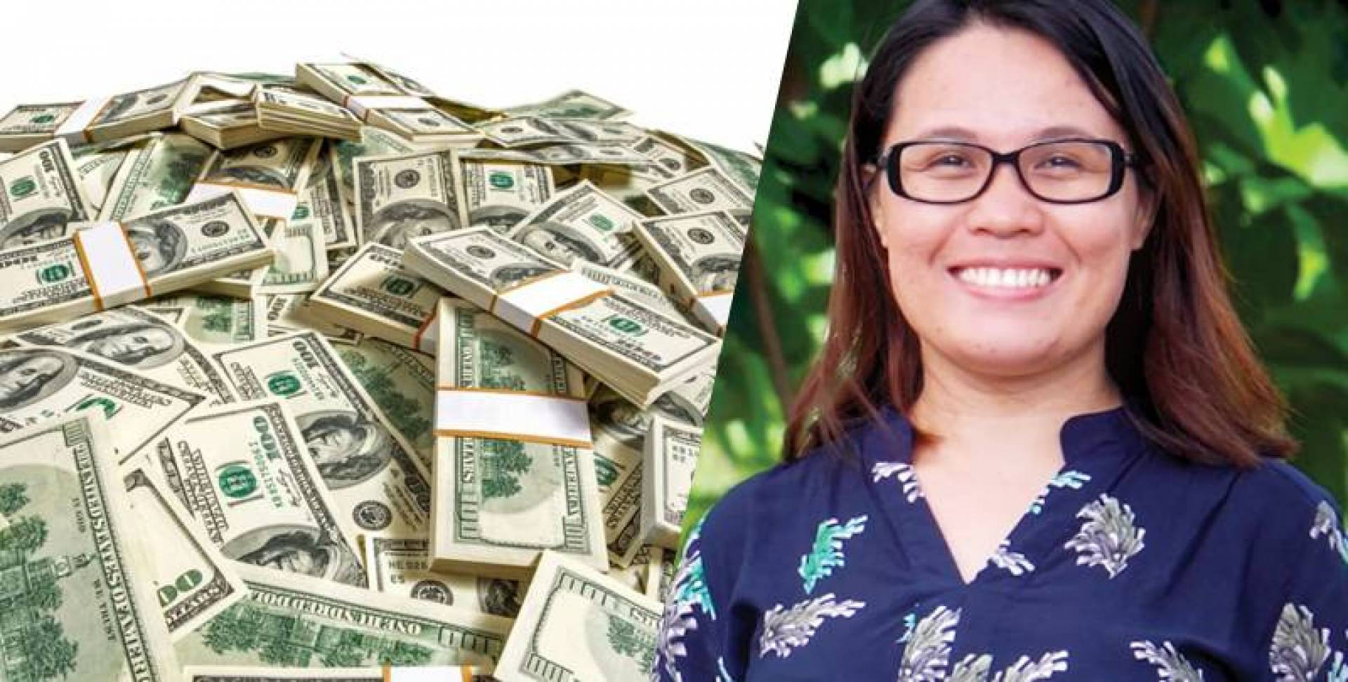 «جينا».. خادمة فلبينية أصبحت مليونيرة