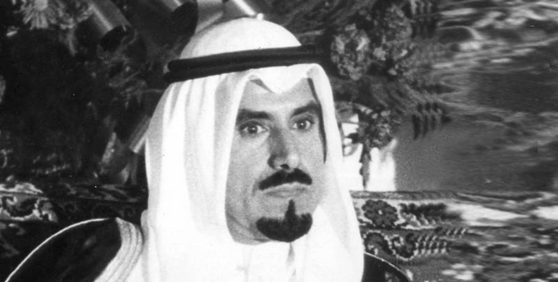 الشيخ جابر الأحمد الجابر الصباح.. صورة أرشيفية