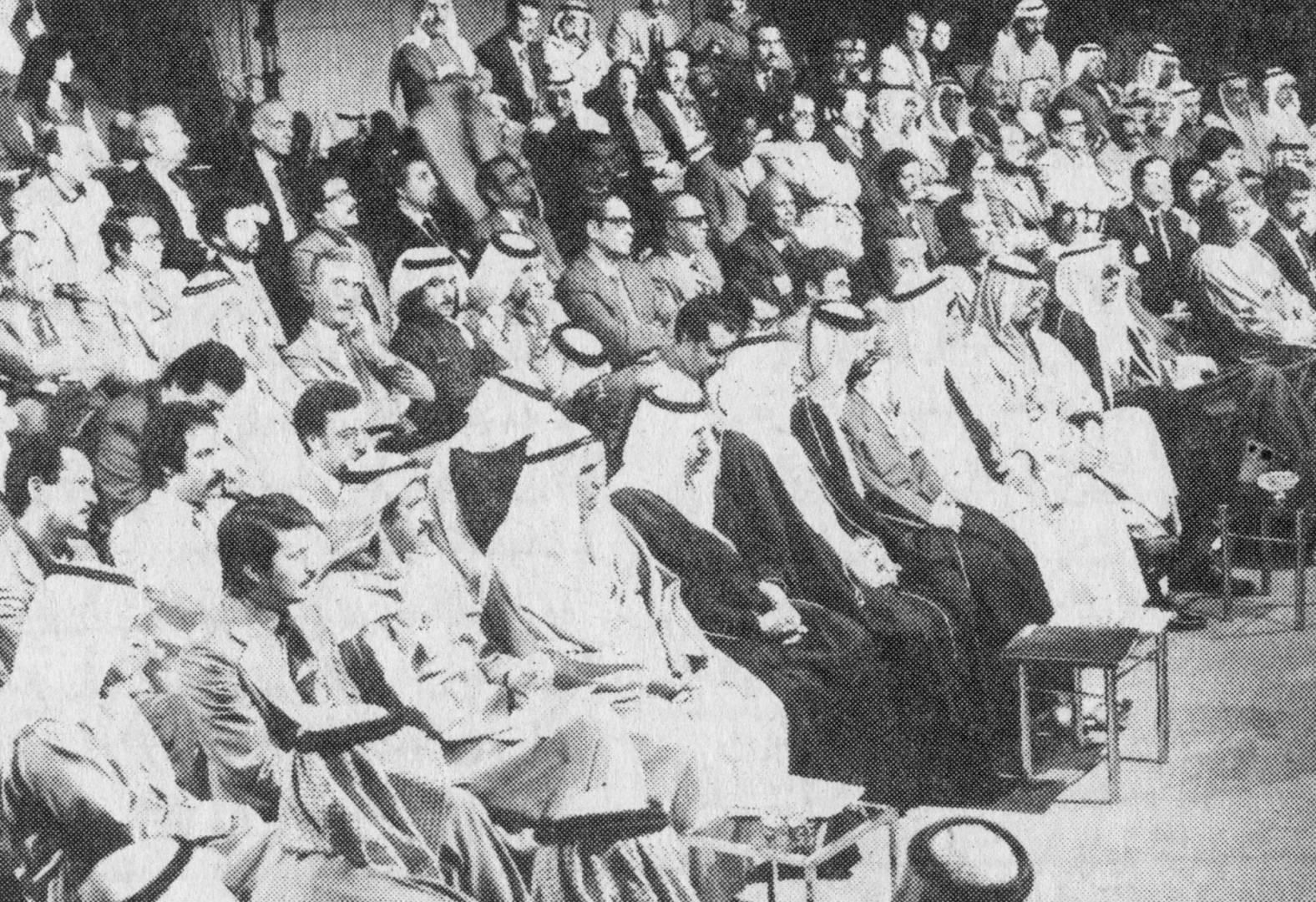 1980| افتتاح المهرجان الأول للإنتاج التلفزيوني الخليجي