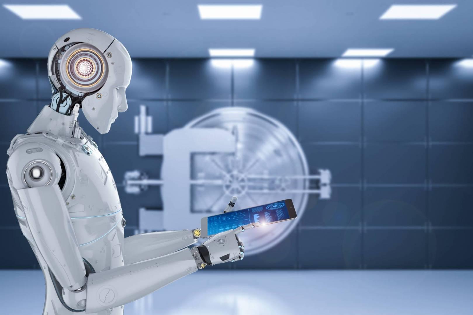 الذكاء الاصطناعي.. يغزو العالم