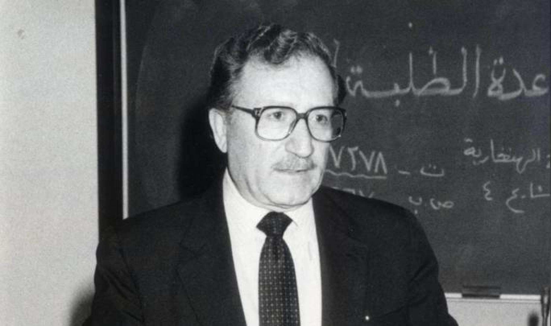 د.يوسف يعقوب القطب.. أرشيفية
