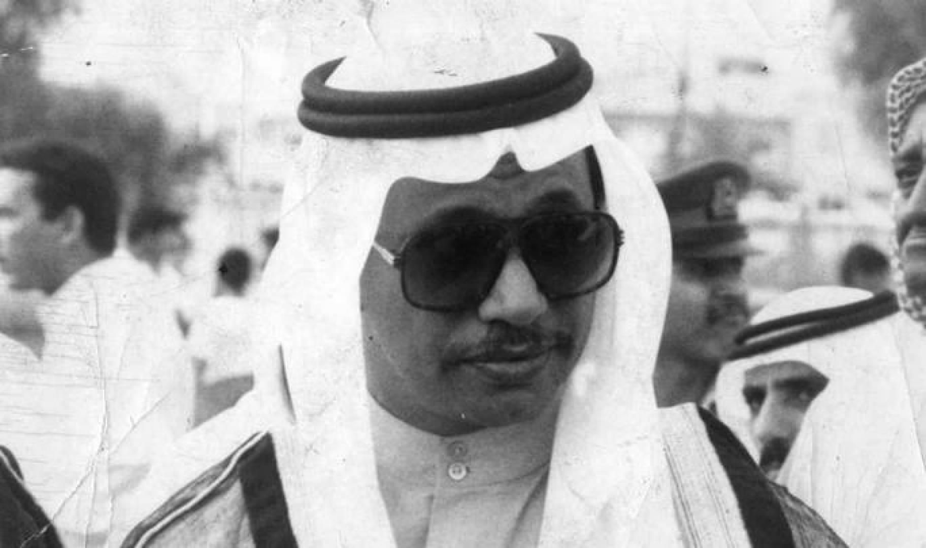 محافظ حولي الشيخ جابر مبارك الحمد.. صورة أرشيفية