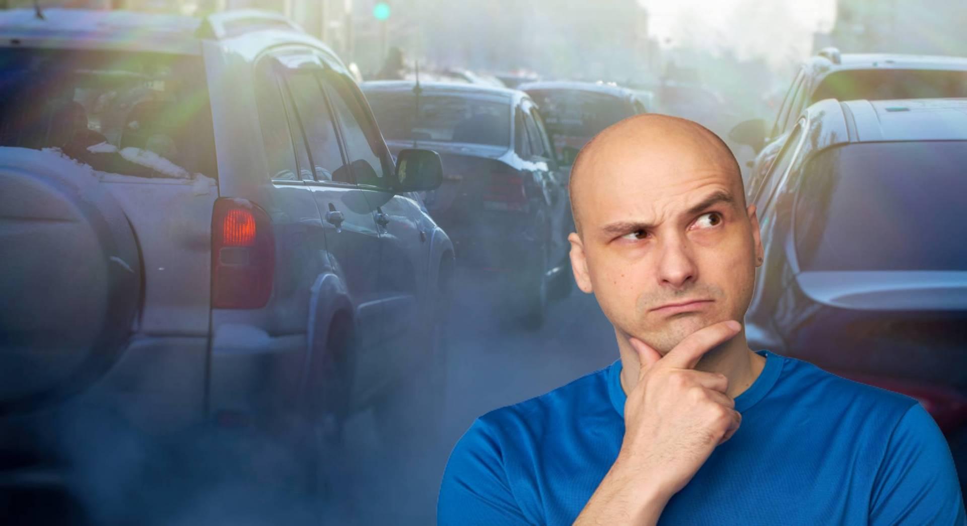 دراسة كورية: تلوث الهواء يؤدي إلى الصلع !