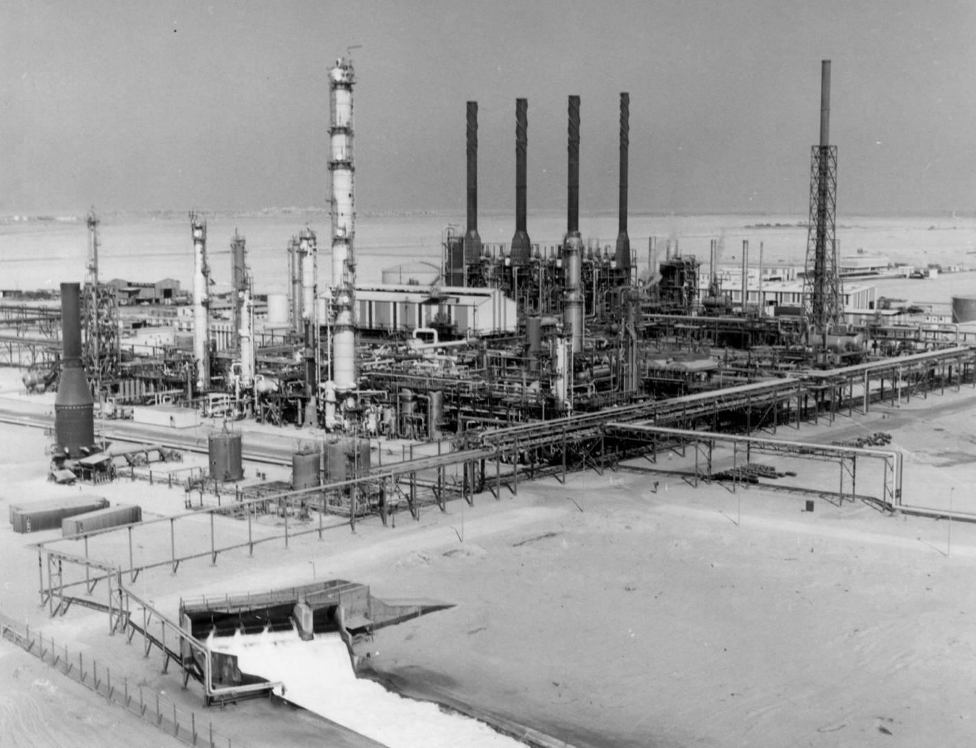 محطة توليد الكهرباء.. أرشيفية