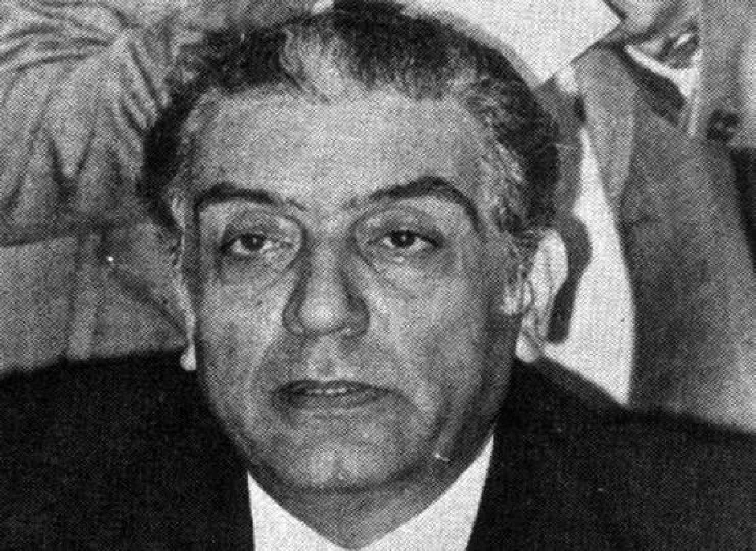 إلياس سركيس الرئيس اللبناني.. أرشيفية