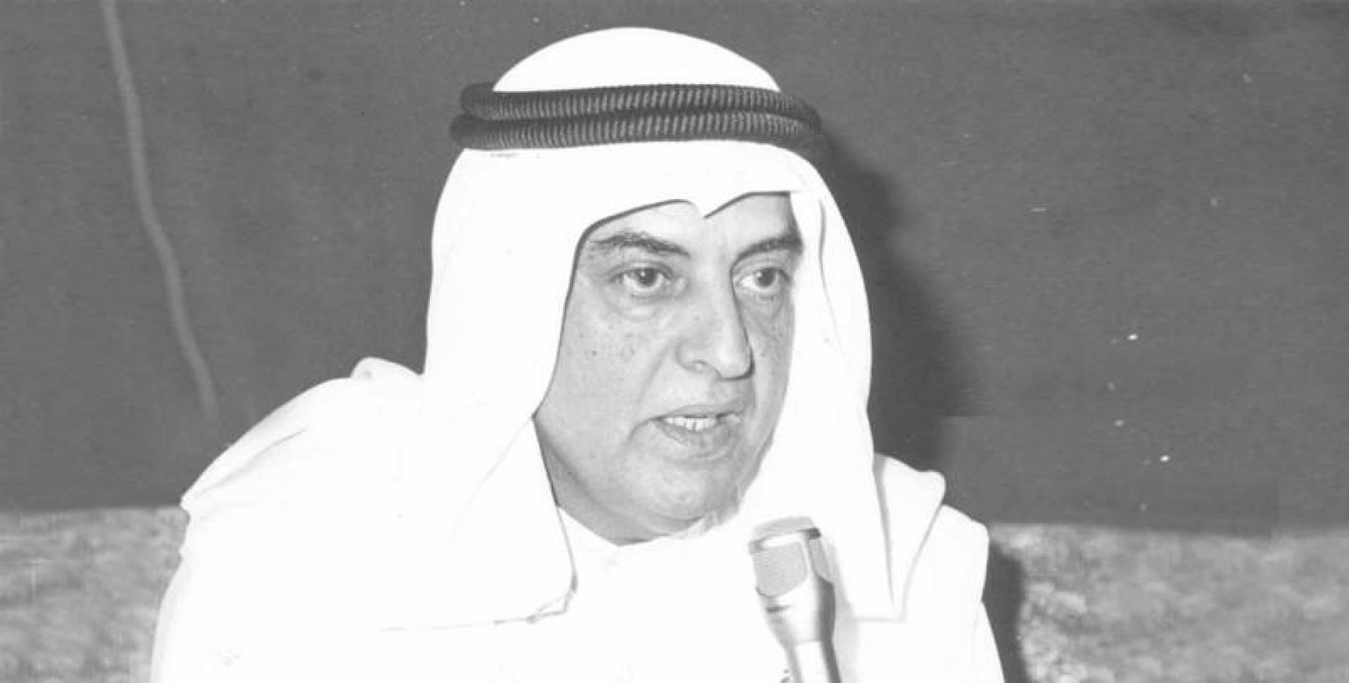 جاسم أحمد النصف.. صورة أرشيفية