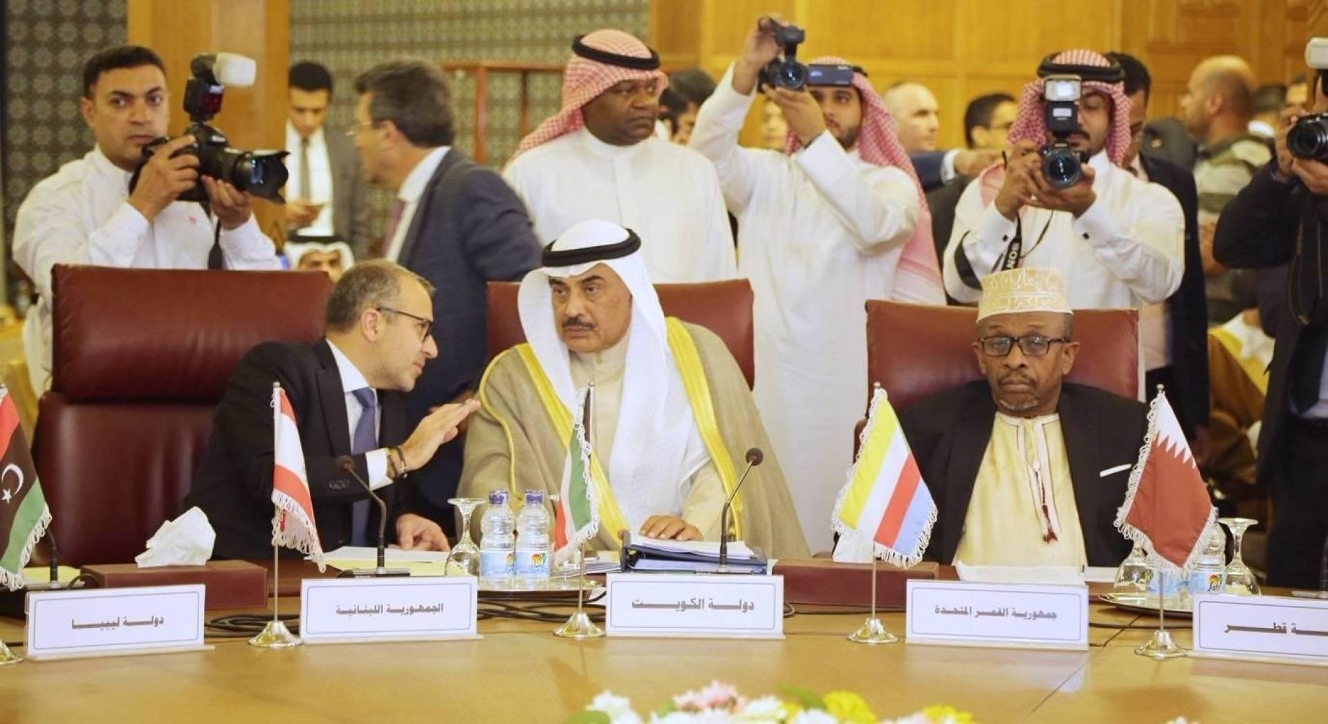 الشيخ صباح الخالد يترأس وفد الكويت في الاجتماع الوزاري العربي