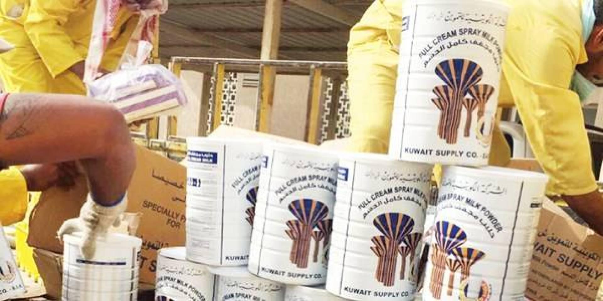 «التجارة»: 12.6 مليون دينار قيمة دعم للسلع والتموين.. سبتمبر الماضي
