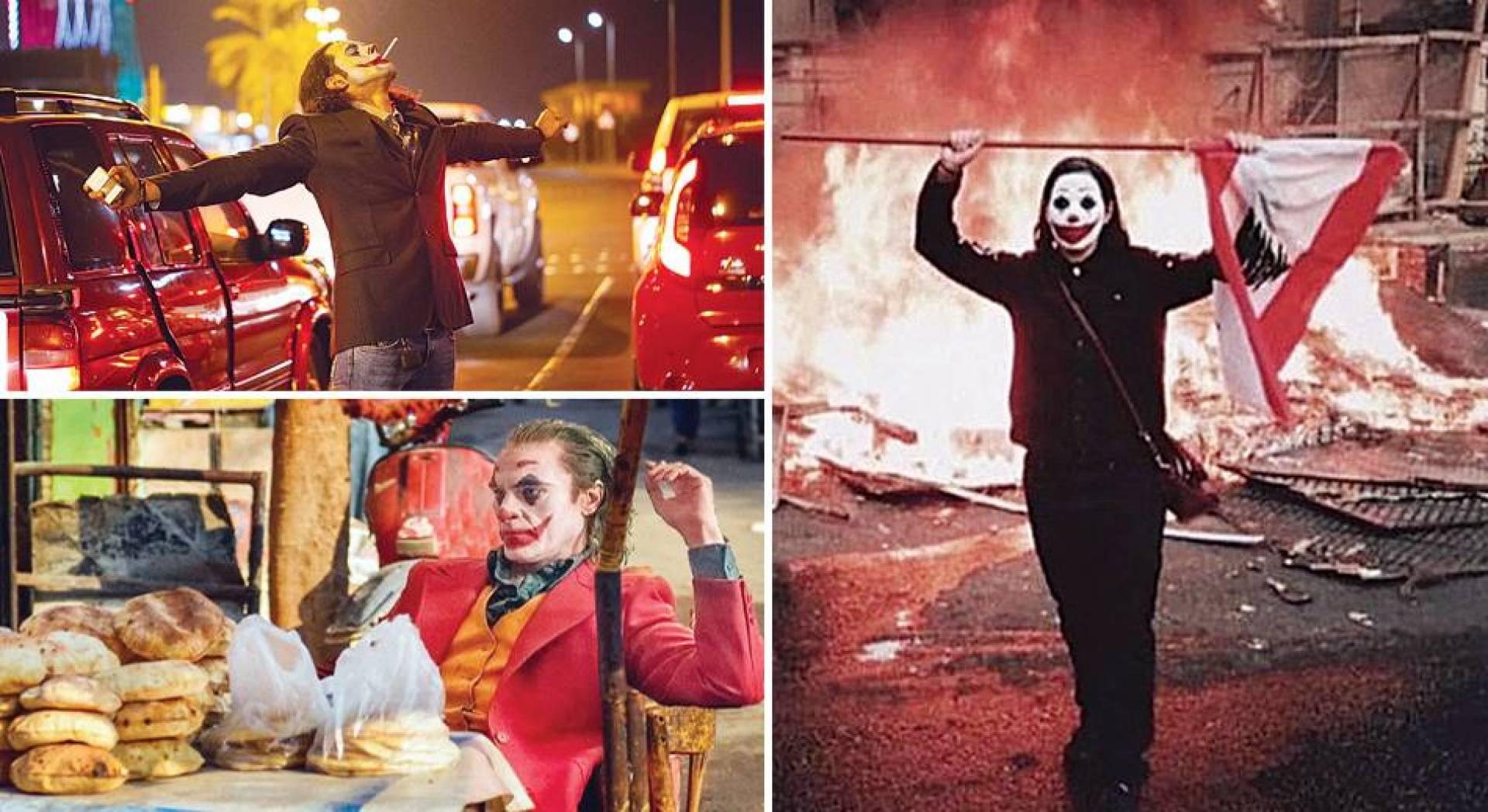 «الجوكر» في شوارع الكويت وبيروت والقاهرة!
