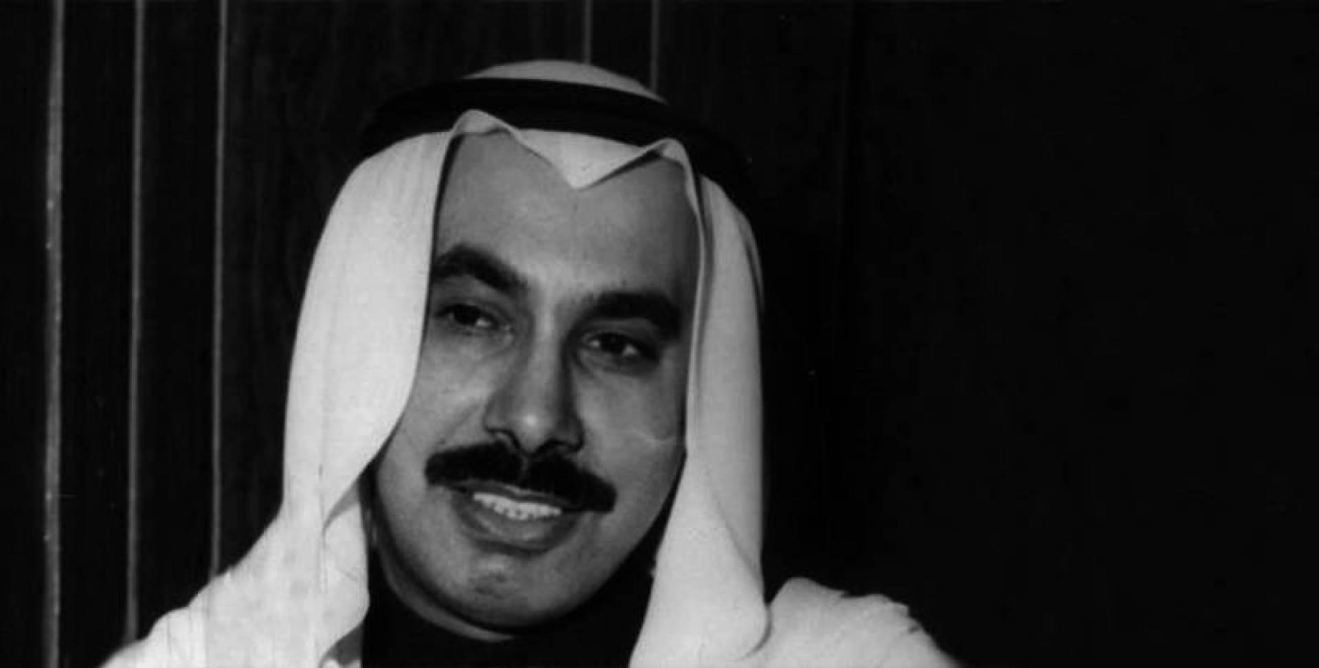 عبدالله الحمد وكيل وزارة التجارة والصناعة.. أرشيفية