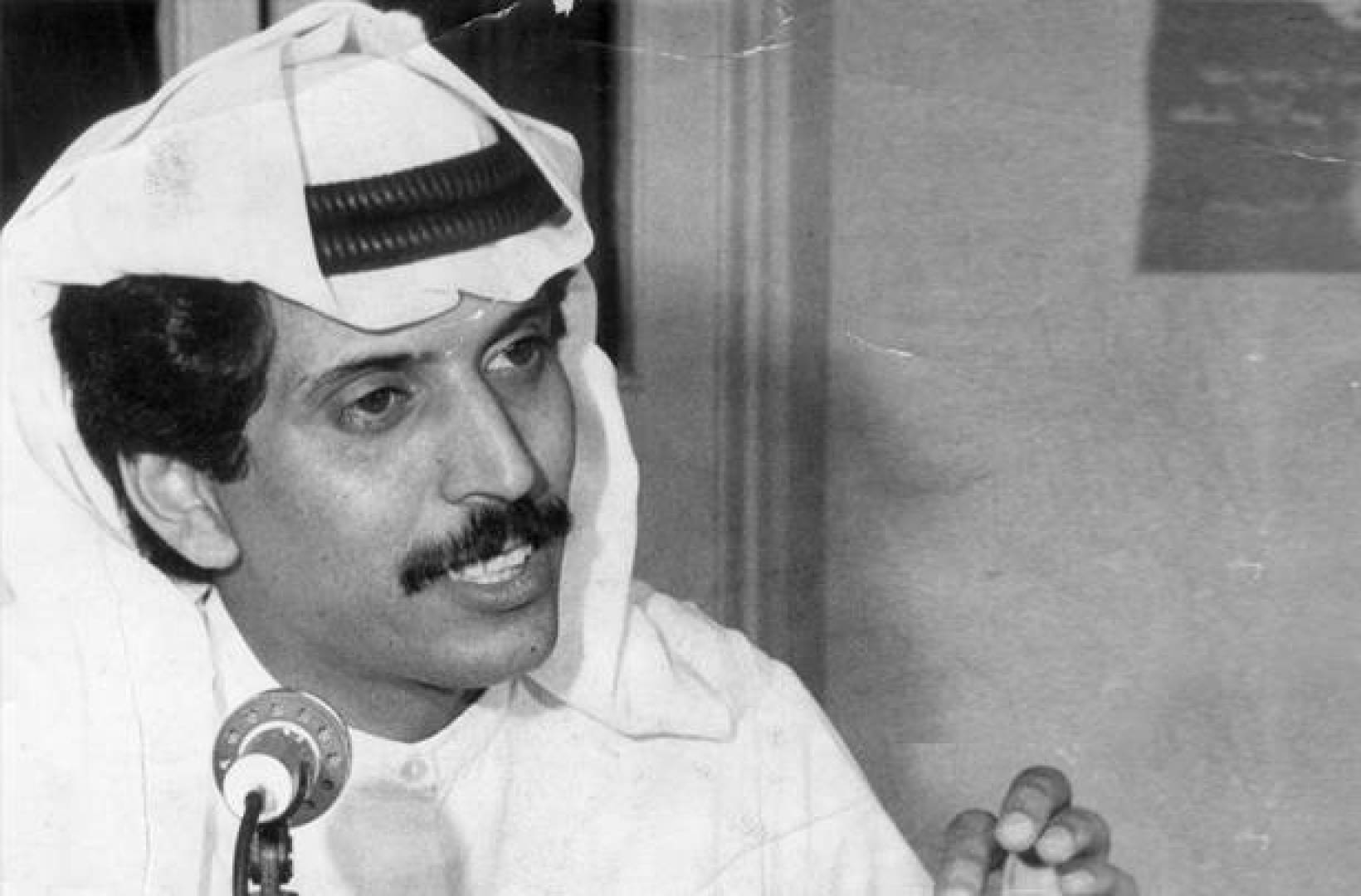 حمود محمد البغلي.. صورة أرشيفية
