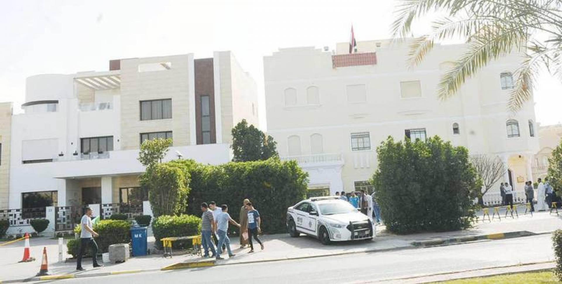 السفارة المصرية: إدعاءات مختلقة بحق القنصلية