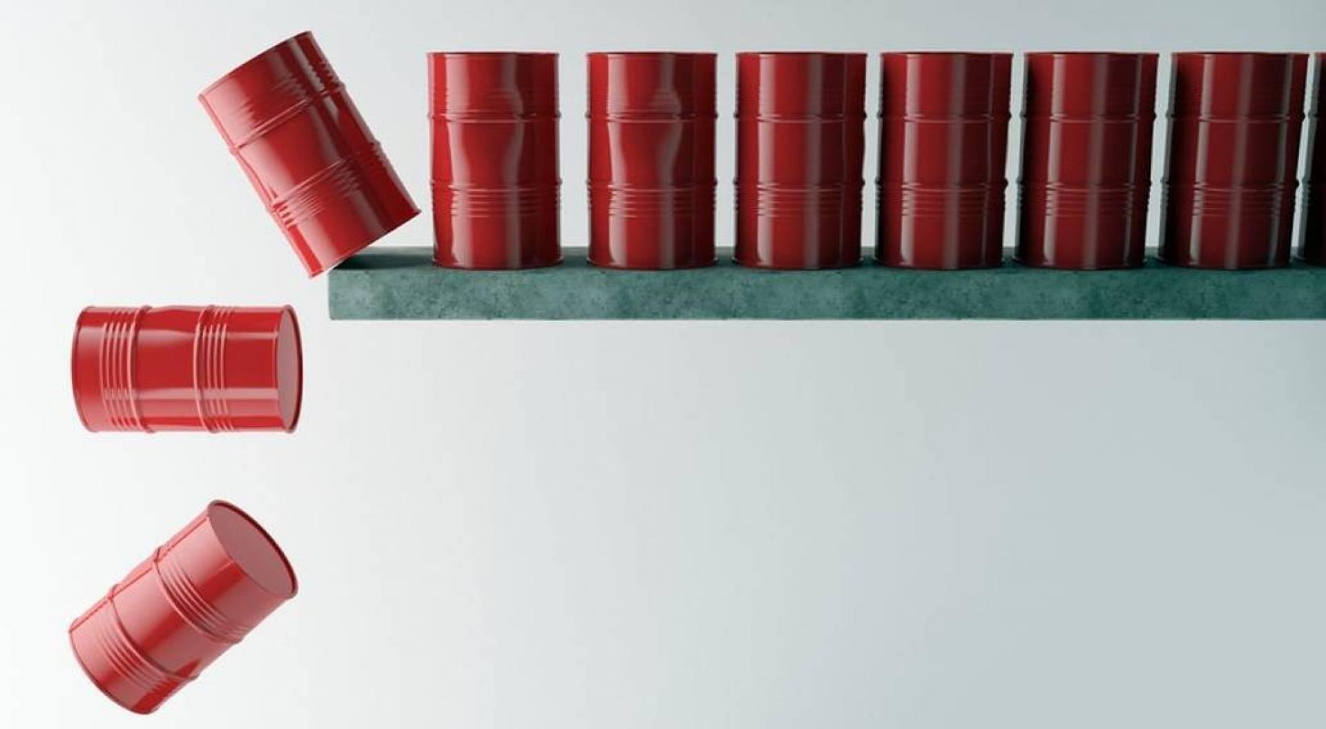 أسعار النفط تهبط بسبب توقعات بضعف الطلب