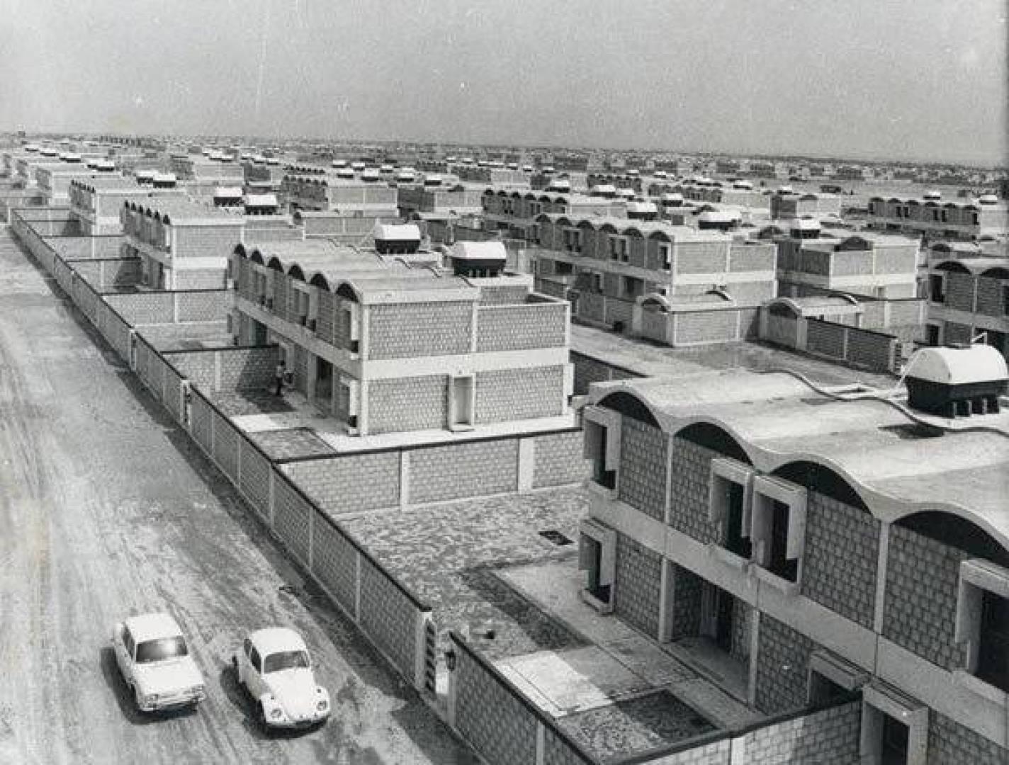 بيوت الكويت قديماً.. أرشيفية