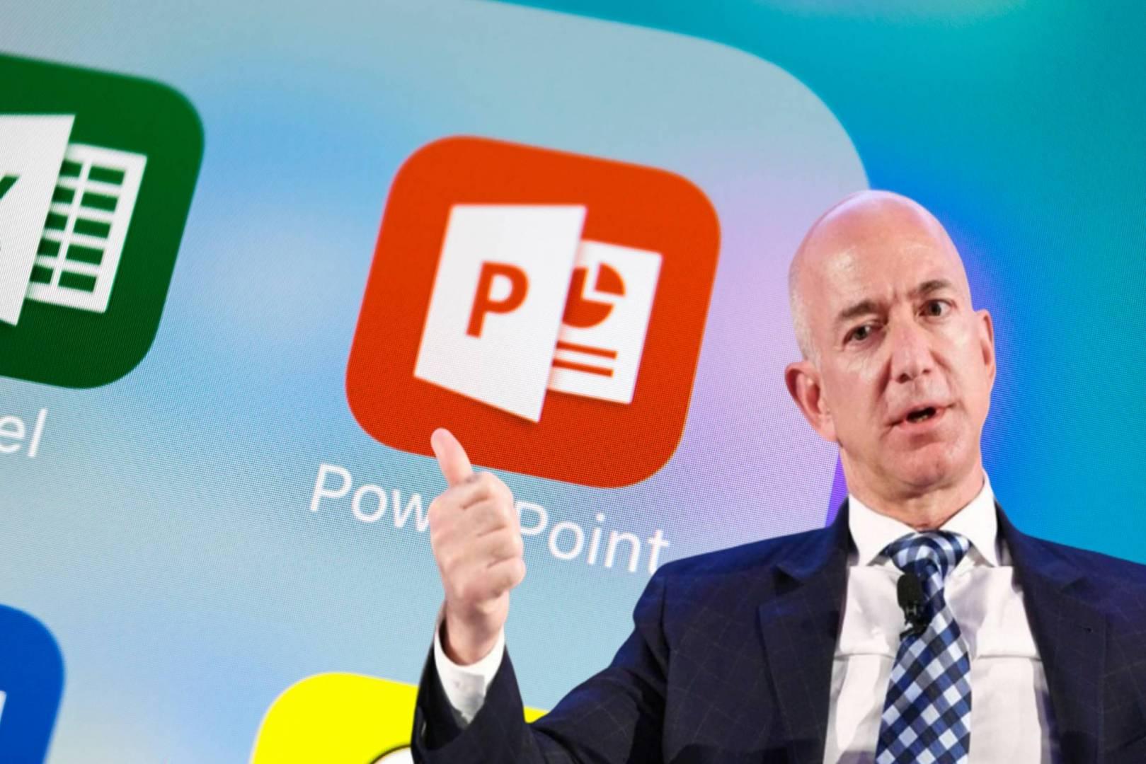 لماذا أعلن مؤسس أمازون الحرب على PowerPoint؟
