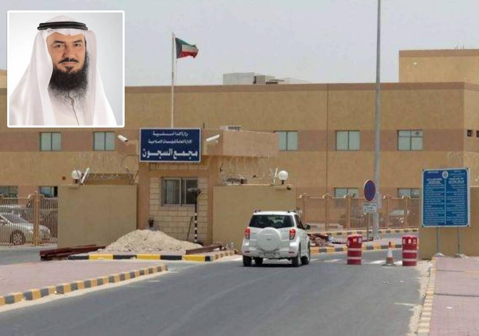نقل الدكتور فهد الخنة إلى المستشفى إثر تعرضه لارتفاع حاد في ضغط الدم