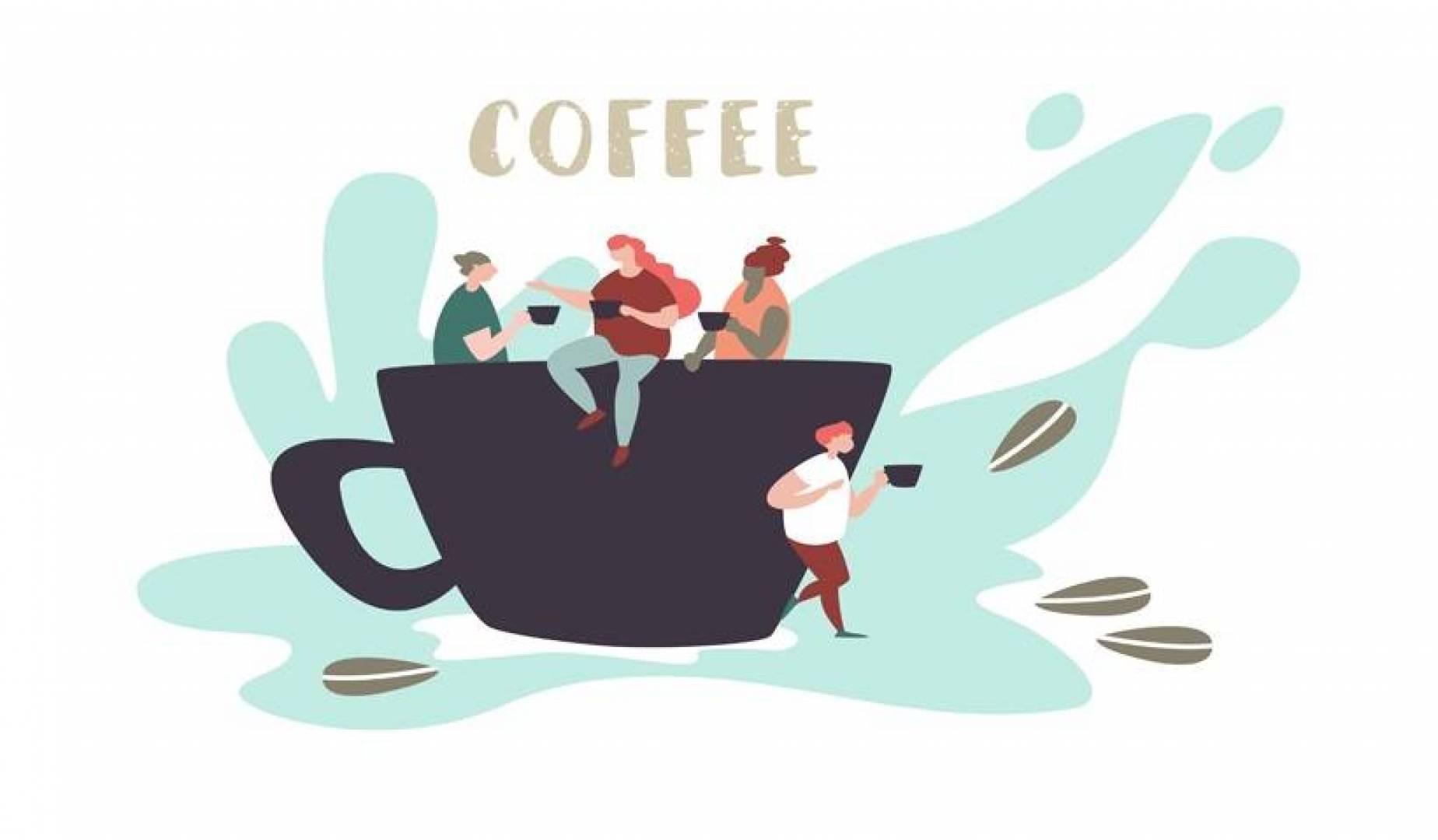 شرب القهوة مفيد لصحة الجهاز الهضمي وبكتيريا الأمعاء