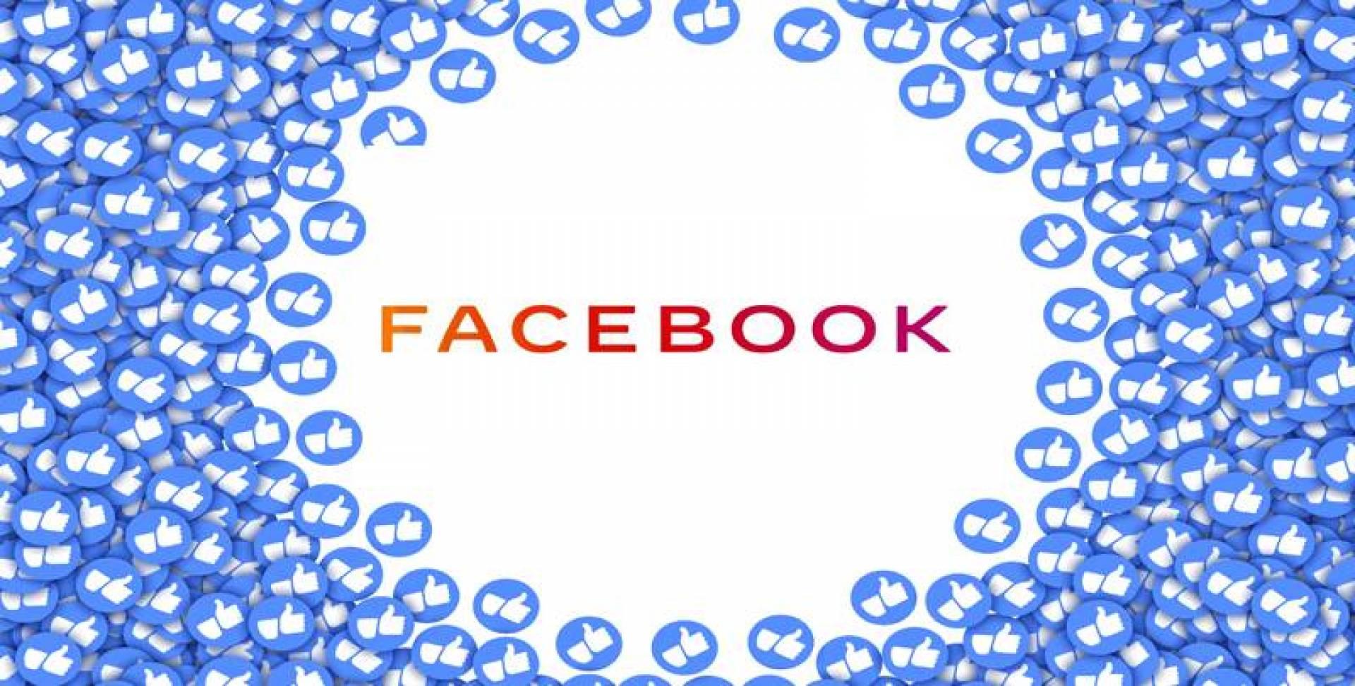 فيسبوك تطلق شعاراً جديداً لتمييز الشركة عن تطبيقها للتواصل الاجتماعي