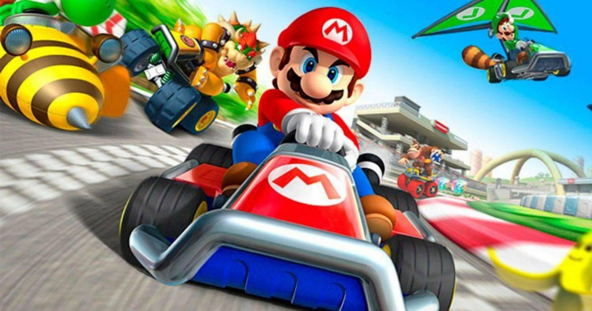 129 مليون تنزيل لـ «Mario Kart Tour».. في شهر