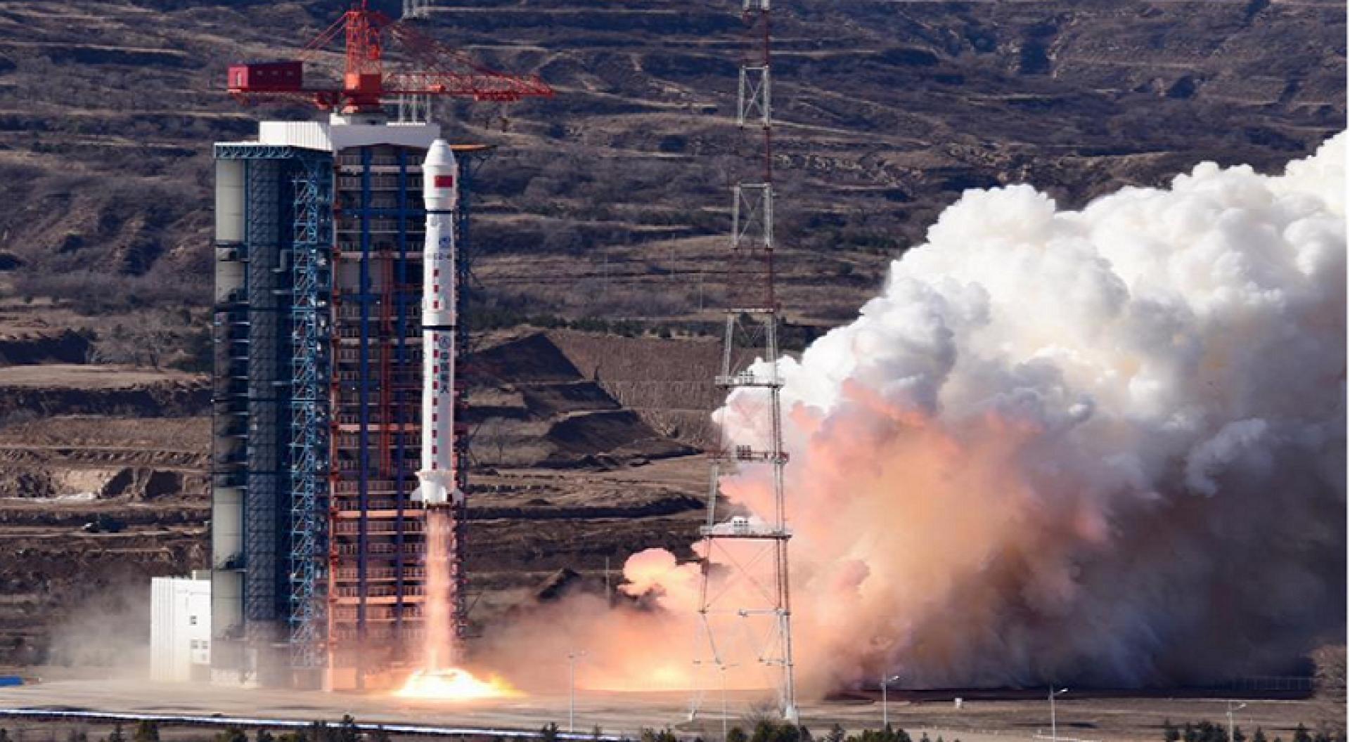 الصين تطلق قمراً صناعياً عالي الدقة يمكنه التقاط صور مجسمة
