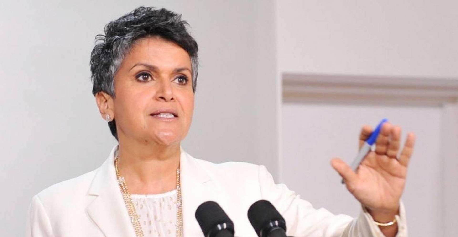 صفاء الهاشم: أتشرف بالتوقيع على قانون الغانم لـ«البدون»