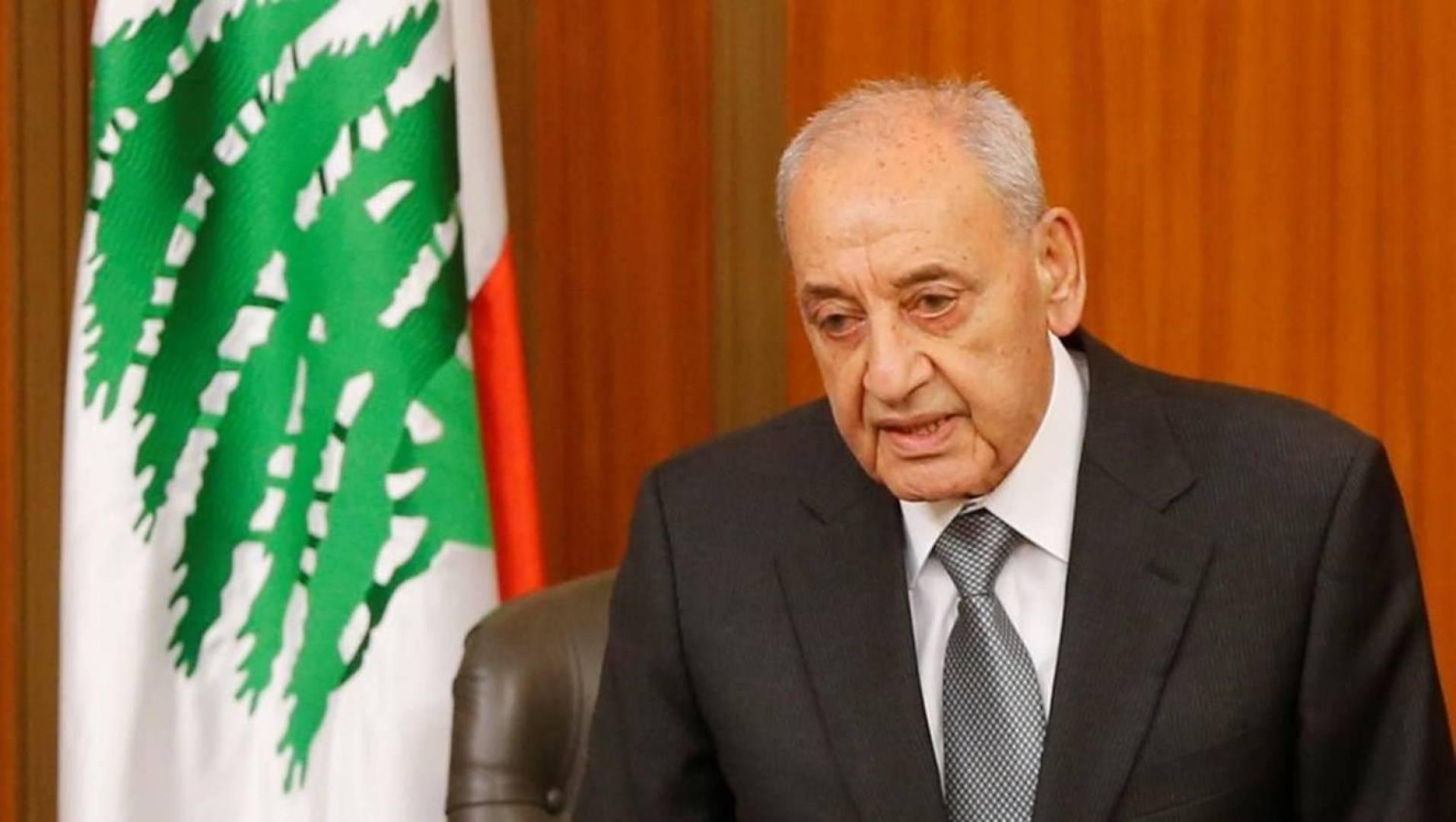 رويترز: رئيس البرلمان اللبناني يصر على ترشيح سعد الحريري لرئاسة الحكومة المقبلة