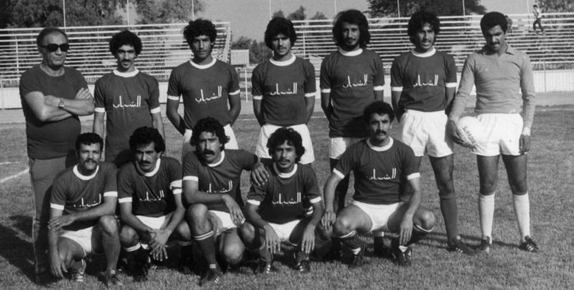 فريق الشباب لكرة القدم.. صورة أرشيفية