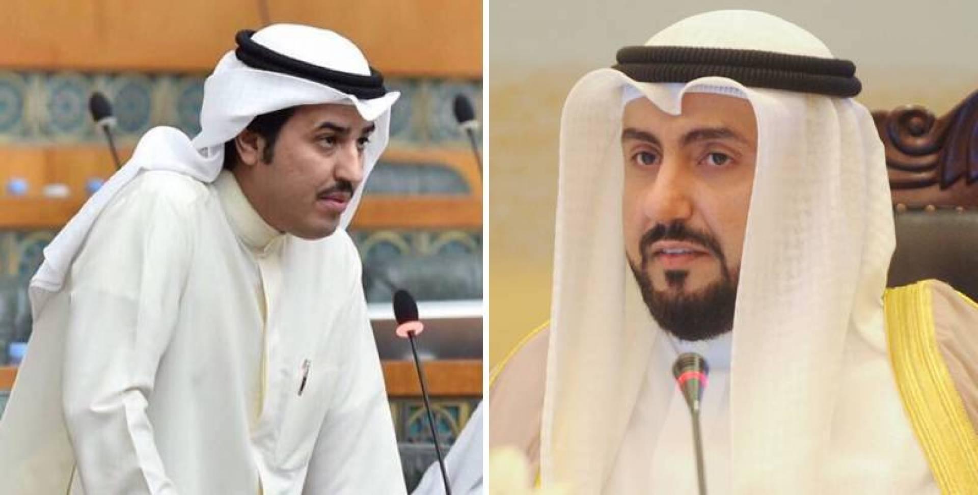 د. باسل الصباح - ناصر الدوسري