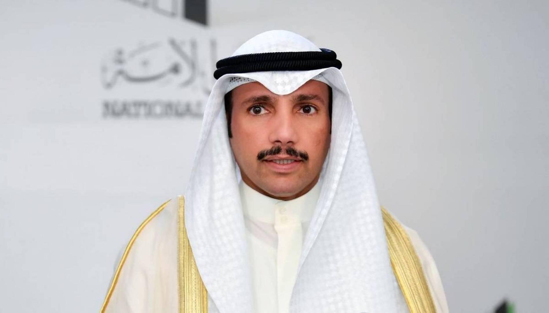 الرئيس الغانم يهنئ الشيخة نعيمة الأحمد بنجاح الدورة الـ6 لرياضة المرأة الخليجية