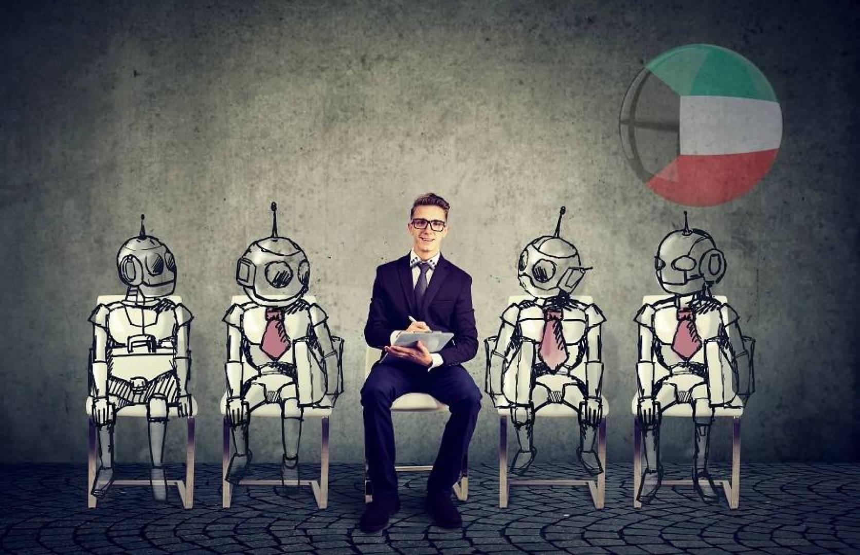 «الروبوتات» قادمة.. هل ستأخذ وظائف الكويتيين في 2020؟