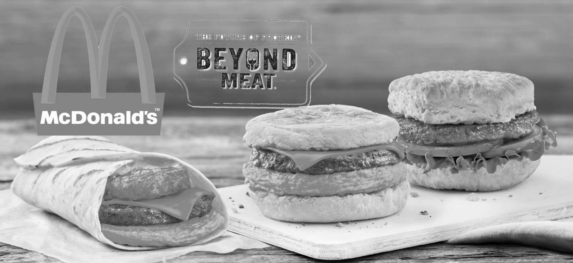 شراكة Beyond Meat و«ماكدونالدز».. تزيد قوة سوق «البرغر النباتي»