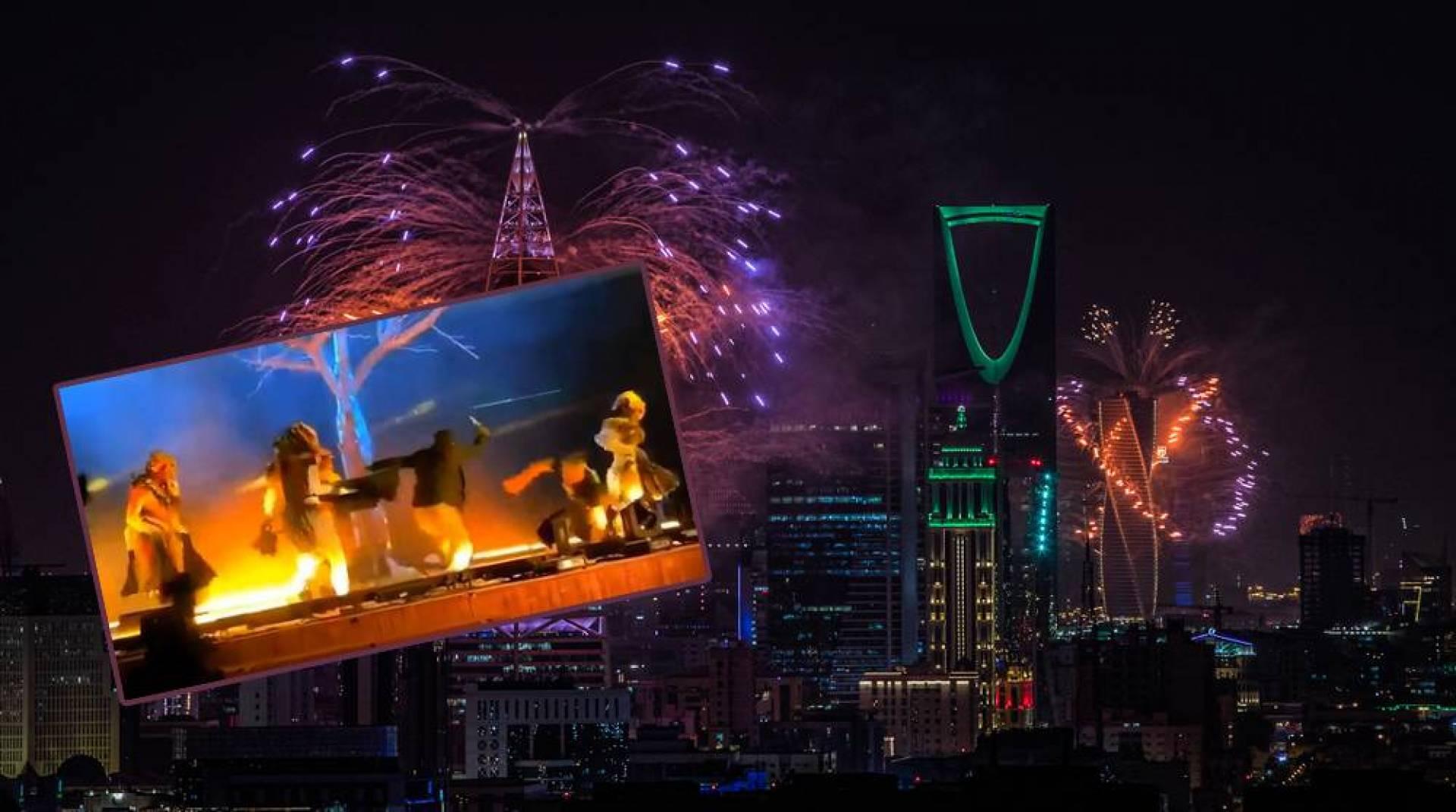 مُقيم عربي وراء ليلة الرعب في الرياض