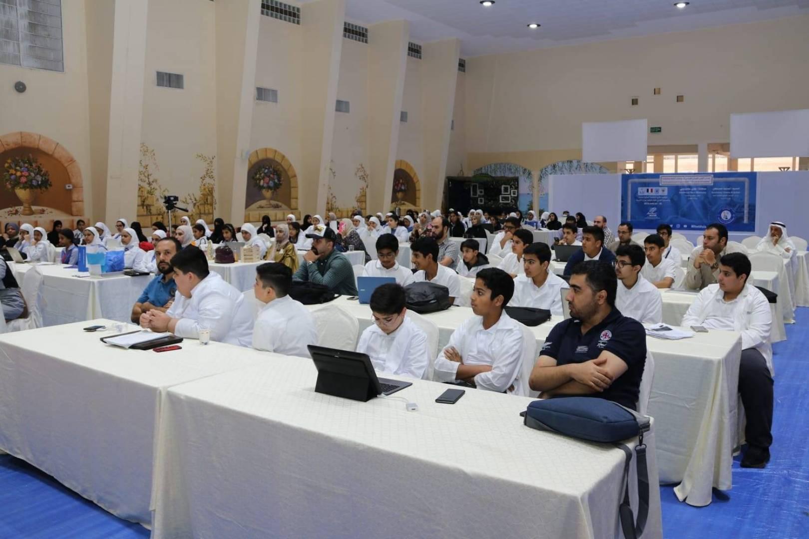 «ملست آسيا»: تأهل 36 مدرسة للمشاركة بالمعرض العلمي «الكويتي - الفرنسي»