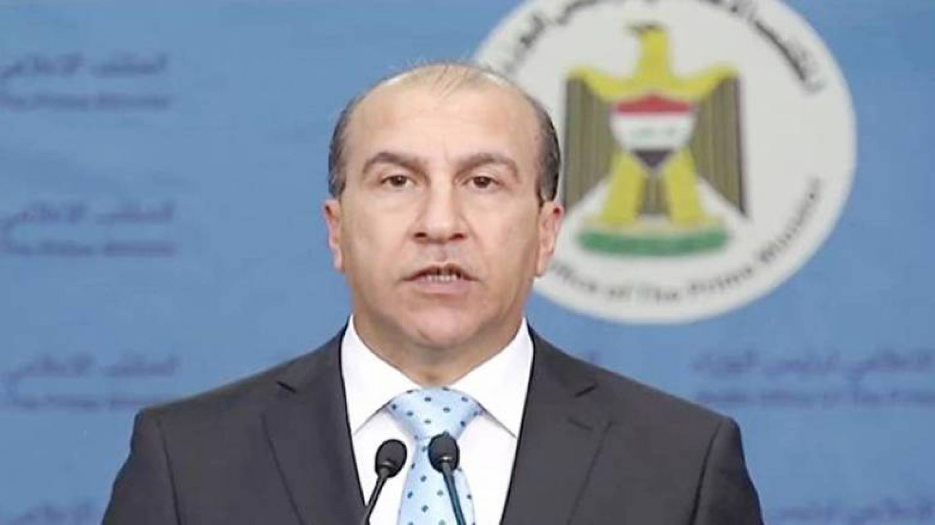 المتحدث باسم الحكومة العراقية علي الحديثي