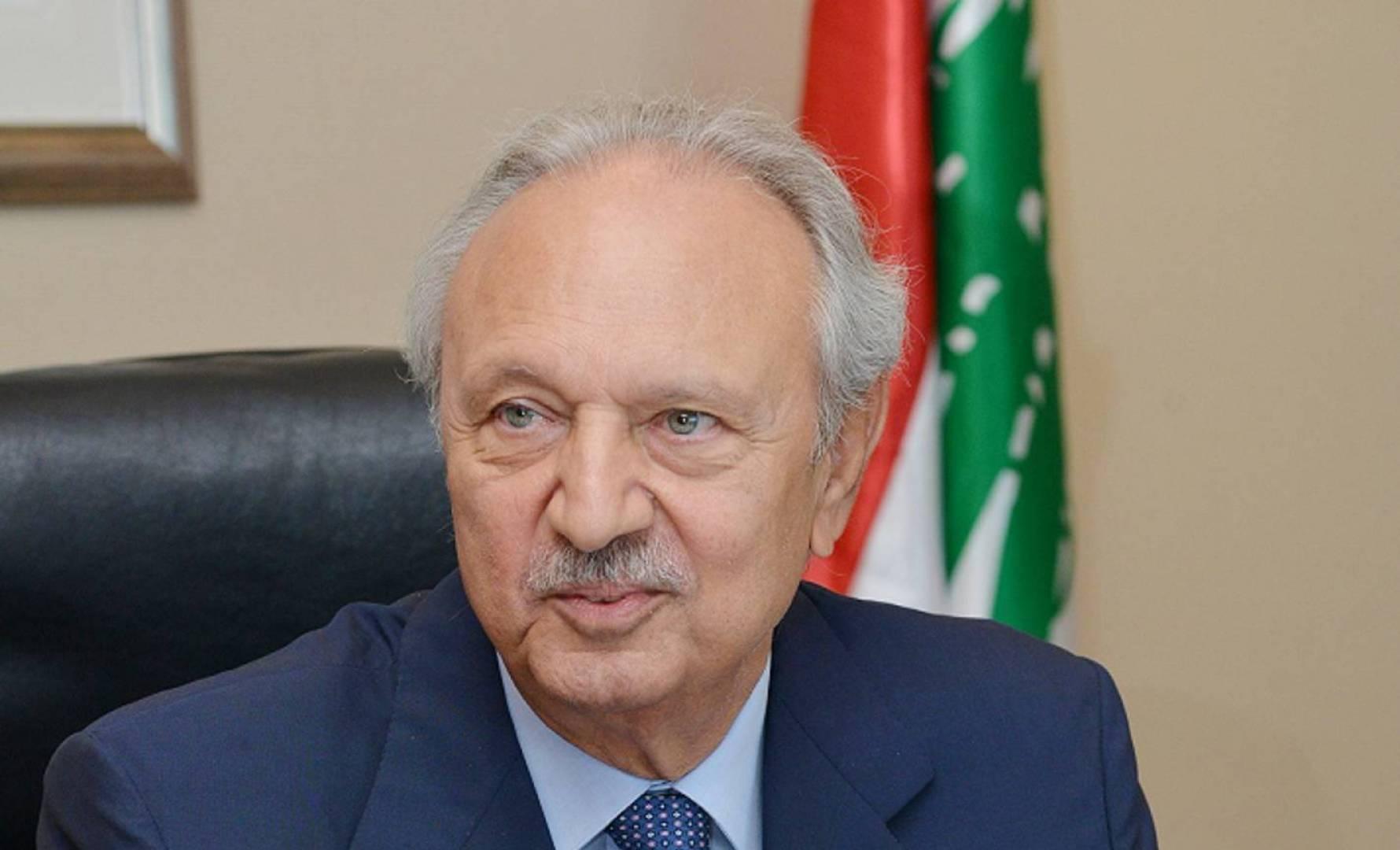 توافق مبدئي على اسم الوزير السابق محمد الصفدي لرئاسة الحكومة اللبنانية