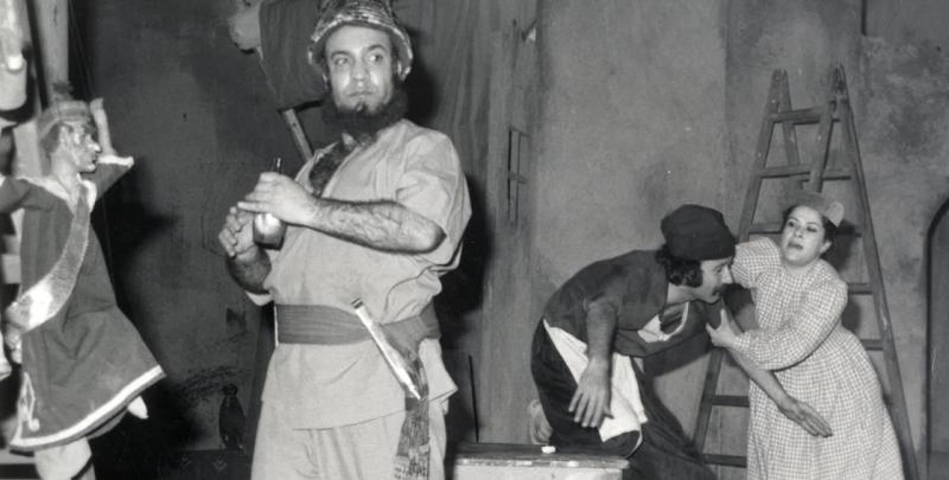 مسرحية «الملك هو الملك».. أرشيفية