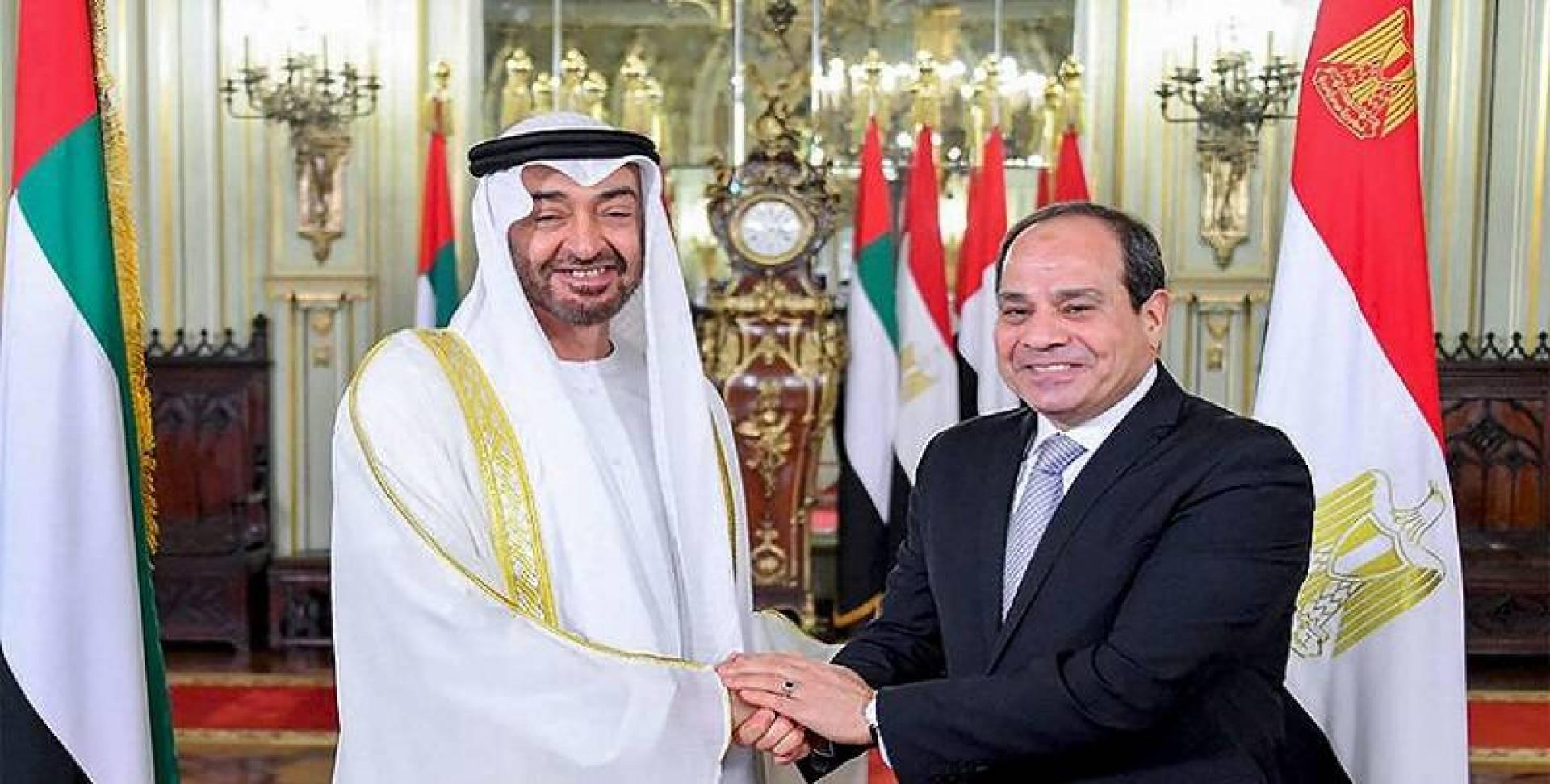 «القبس» تكشف أسباب زيارة الرئيس المصري للإمارات